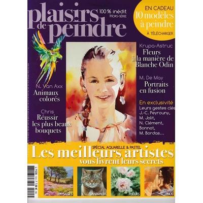Revue Plaisirs de peindre - Hors Série N°15 - mars 2011
