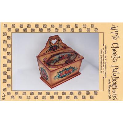 Americana Candle Box - Judy Morgan CDA