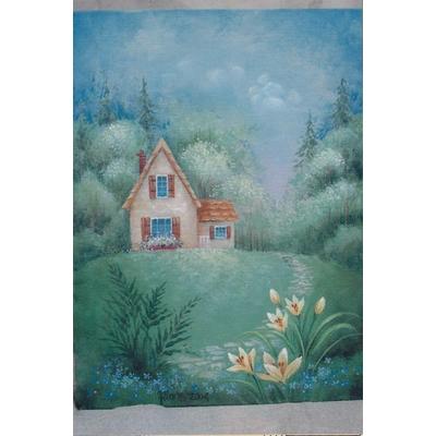Fern & Lily cottage - Yvonne Kresal