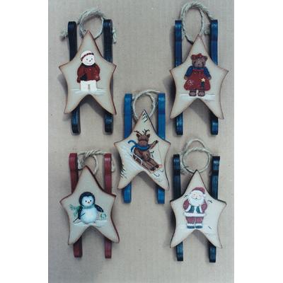 Miniature Sleigh Gang - Annette Fernandez