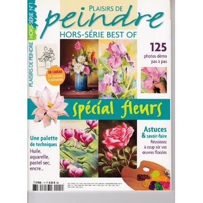 Revue Plaisirs de peindre - Hors Série N°1 - mars 2005