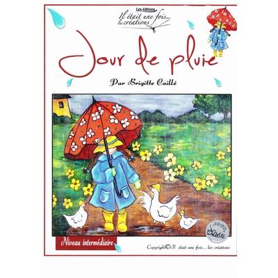 Jour de pluie - Brigitte Caillé