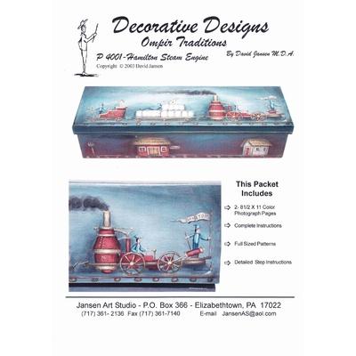 Hamilton Steam Engine - David Jansen