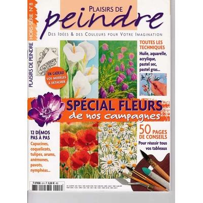 Revue Plaisirs de peindre - Hors Série N°8 - jan 2007