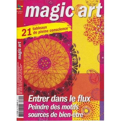 Revue Magic Art N°91 - Entrer dans le flux