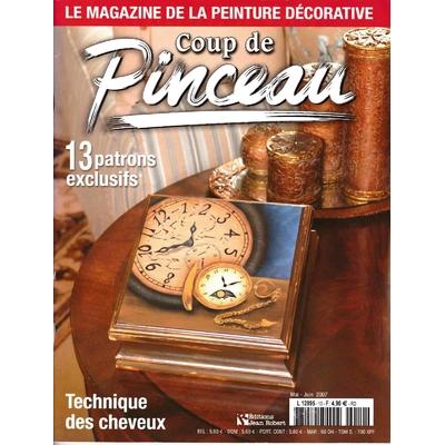 Magazine coup de pinceau N°4 - 2007