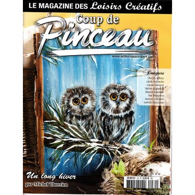 Magazine Coup de Pinceau - N°30 janvier 2011
