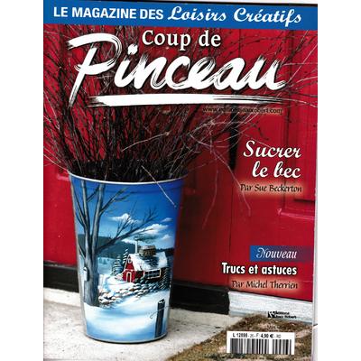 Magazine Coup de Pinceau -mars avril  2010