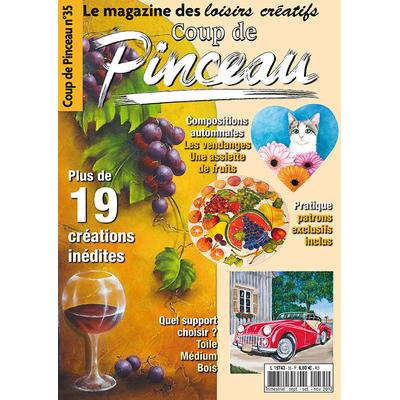Magazine coup de pinceau N°35 - 2012
