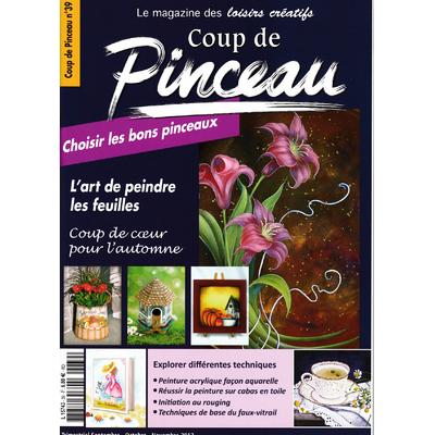 Magazine coup de pinceau N°39 - 2013