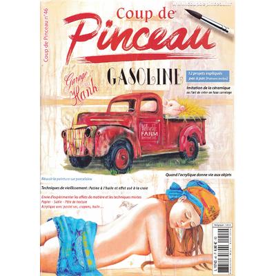 Magazine coup de pinceau N°46 - 2015