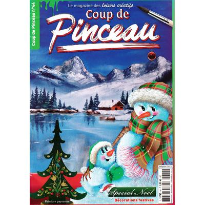 Magazine coup de pinceau N°44 - 2014