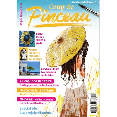 Magazine coup de pinceau N°48 - 2015