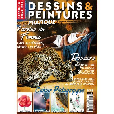 Revue Dessins & Peintures N°68