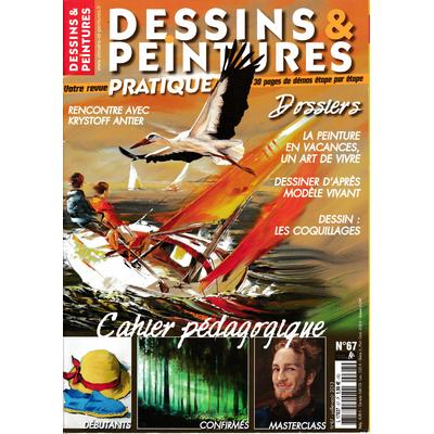 Revue Dessins & Peintures - N°67