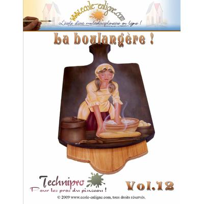 La boulangère - Technipro Vol 12