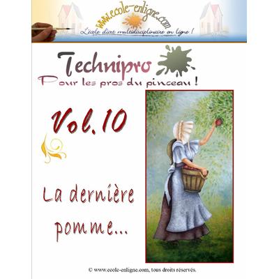 """""""La dernière pomme"""" - Technipro Vol 10"""