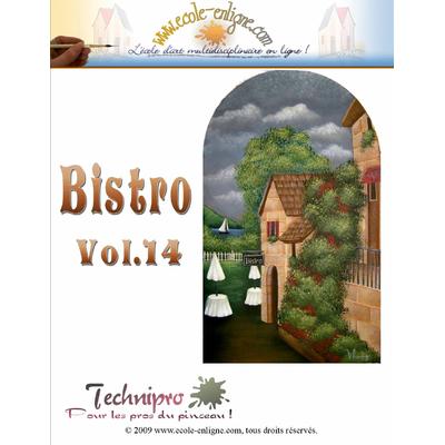 """""""Le bistro"""" - Technipro Vol 14"""