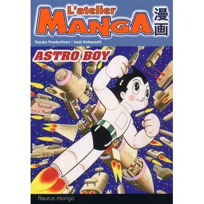 L'Atelier Manga - Astro Boy - Junji Kobayashi