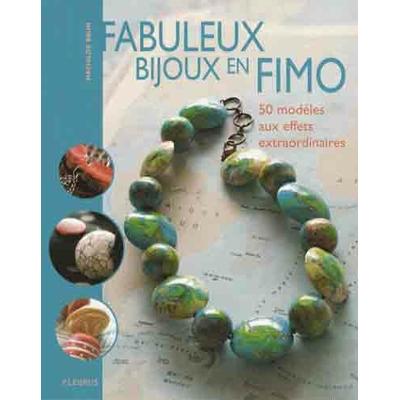 Fabuleaux bijoux en pâte Fimo