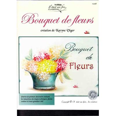 Bouquet de Fleurs - Karyne Viger