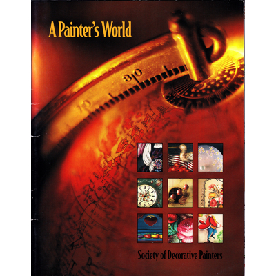 A painter's World - Society of Decorative Painters