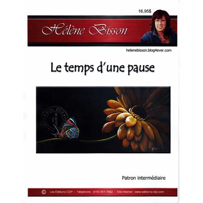 Le temps d'une Pause - Hélène Bisson