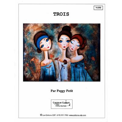 Trois - Peguy Petit