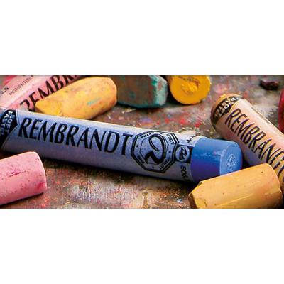 Pastels tendres Rembrandt