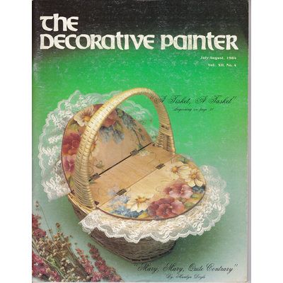Magazine The decorative Painter - 1984 N°4