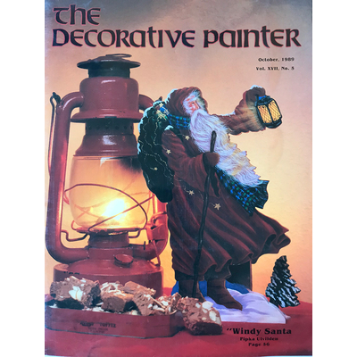 Magazine The decorative Painter - 1989 N°5