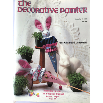 Magazine The decorative Painter - 1992 N°3