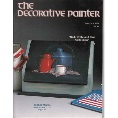 Magazine The decorative Painter - 1992 N°4