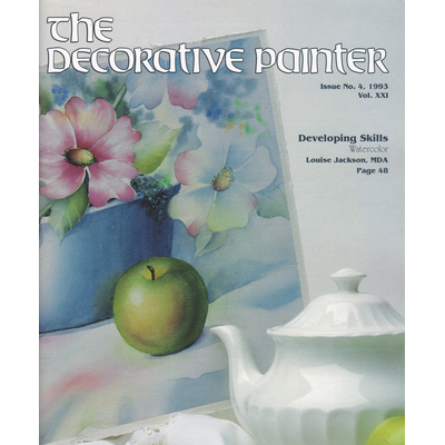 Magazine The decorative Painter - 1993 N°4