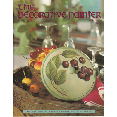 Magazine The decorative Painter - 1994 N°5