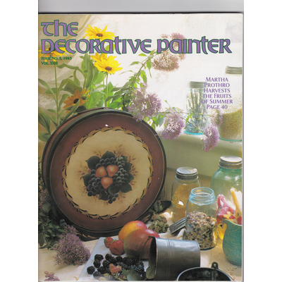 Magazine The decorative Painter - 1995 N°5