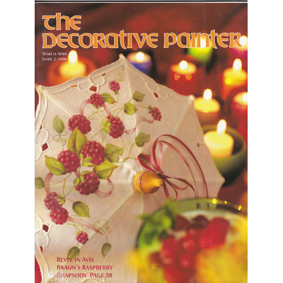 Magazine The decorative Painter - 1996 N°2