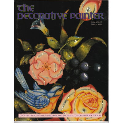 Magazine The decorative Painter - 1996 N°4