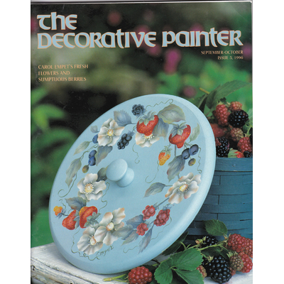Magazine The decorative Painter - 1996 N°5