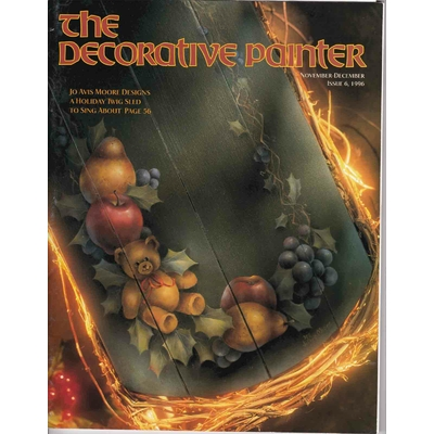 Magazine The decorative Painter - 1996 N°6