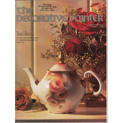 Magazine The decorative Painter - 1999 N°1