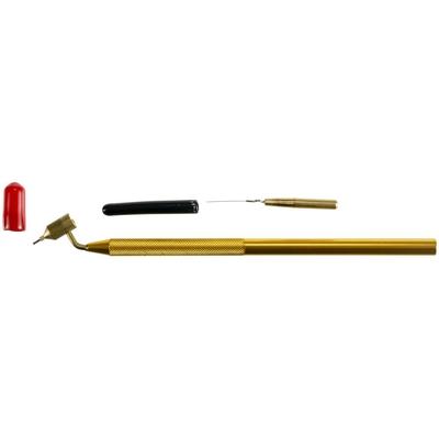 Stylo à peinture Kingart - tire-ligne - pointe fine 0,5mm