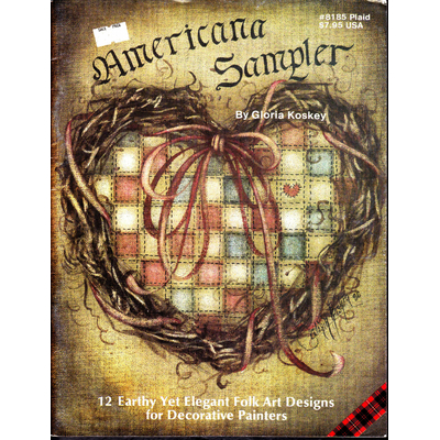 American Sampler - Gloria Koskey