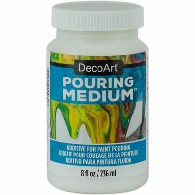 Pouring médium - médium de coulage - DécoArt - 236ml
