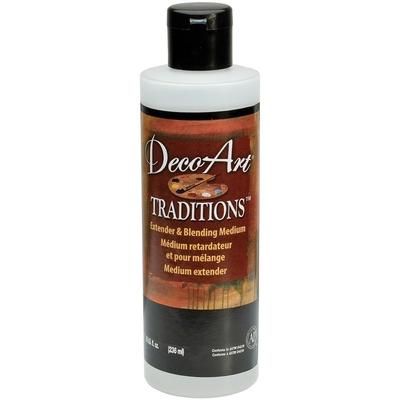 Médium retardateur et pour mélange - Traditions (DecoArt) - 236ml