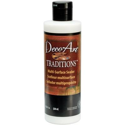 Scellant multi-surfaces - Traditions (DecoArt) - 236ml