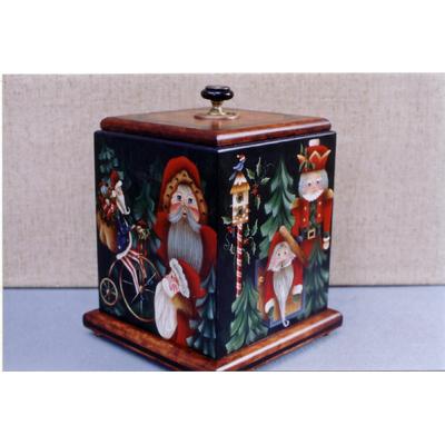 Santa Box - Betty Caithness