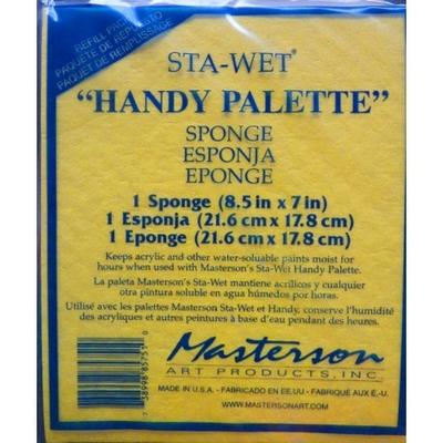 Eponge pour palette humide Handy  Sta-wet - Masterson