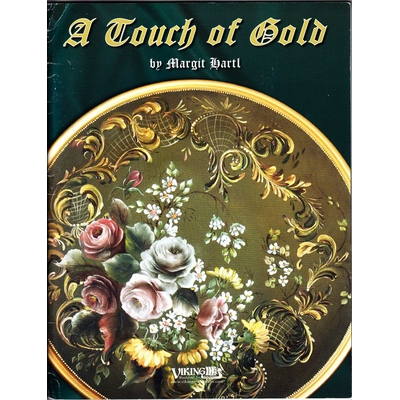A touch of gold - Margit Hartl