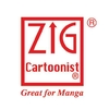 Zig Cartoonist (Kuretake)